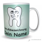 Preview: Tasse lachender Zahn mint