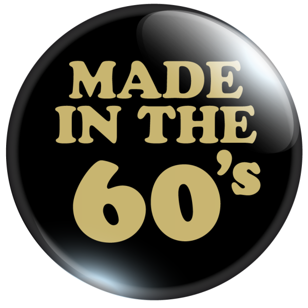Made in the 60's