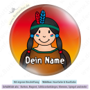 Indianerin mit Name
